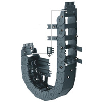 Energy Chain Inner Snap Open and Close Type, Large (E2/000) 2600 Type