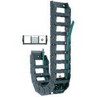 Energy Chain, Large Slit Opening and Closing Type, (EZ Chain) E300 Type
