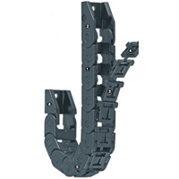Energy Chain, Small Zipper Attachment/Detachment Type, 47 Type