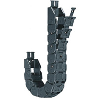 Energy Chain Small Zipper Opening and Closing Type 09 Type