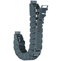 Energy Chain Large Zipper Opening and Closing Type, 17 Type