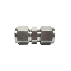 Double Ferrule Model Tube Fitting Union MDUA