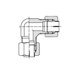Flareless Fitting for Anti-Vibration Fitting NE Type Steel Pipe Type - Elbow