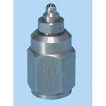 Fine Mist Generating 2-Fluid Nozzle, Small Spray Volume Hollow-Cone Shape, BIMK Series (Liquid Pressurizing)