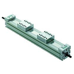 Actuator Unit (Opening and Closing Type)