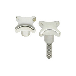 Stainless Steel Cross Knob (CK-SUS)