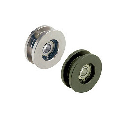 Guide Roller (H Type, Single Bearing) (GRL-H)