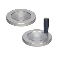 Disk type aluminum handle wheel (NDA, DA)