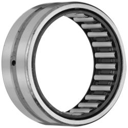 Needle roller bearings RNA49..-RSR, dimension series 49, lip seal on one side
