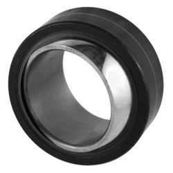 Radial spherical plain bearings GE..-FW-2RS, maintenance-free, to DIN ISO 12 240-1, lip seals on both sides
