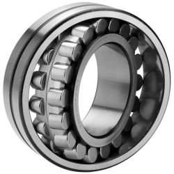 Spherical roller bearings 231..-E1A-K, main dimensions to DIN 635-2, with tapered bore, taper 1:12