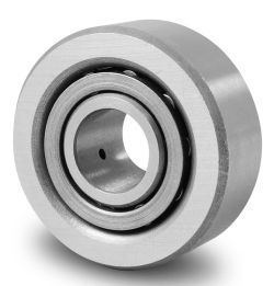 Yoke type track rollers STO, without axial guidance, outer ring without ribs