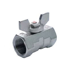 Stainless Steel Valve - Threaded Ball Valve (Reduced Bore) SRVMB