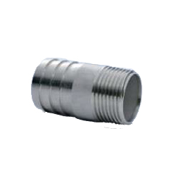 Stainless Steel Threaded Hose Fitting Hose Nipple