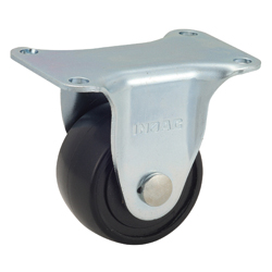 Caster for Heavy Loads FP-WK Type with Nylon Wheel Type with Fixed Hardware