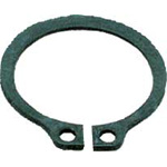 Steel C Type Retaining Ring (for Shaft) (JIS Standard) Made by Iwata Denko Co., Ltd.