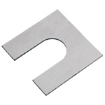 Shims & Spacers: Shims for Base (1 Groove): for Motor Base