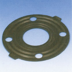 JFE Polybutene Pipes - H Type Fitting (Heat Sealed Type) - Flat Packing for Flanges (All Surfaces Packing)