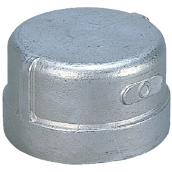 Stainless Steel Screw-In Tube Fitting, Cap
