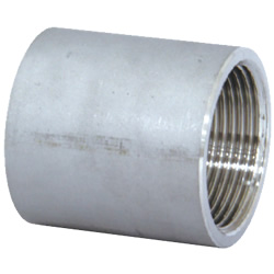 Stainless Steel Screw-In Tube Fitting, Tapered Socket
