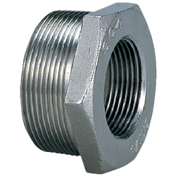 Stainless Steel Screw-In Pipe Fitting, Bushing