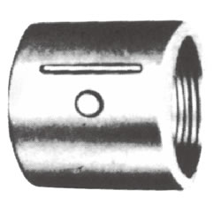 Screw-In PL Fitting, Socket