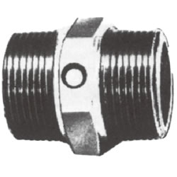Screw-In PL Fitting, Nipple