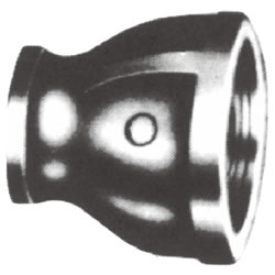 Screw-In PL Fitting, Reducing Socket with Collar