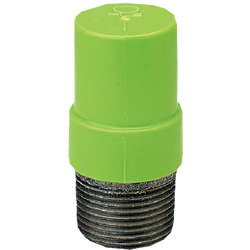 Anti-Corrosive Screw-In Fitting, PLS Fitting, Plug