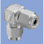 Junlon Stainless Steel Fittings - US2 Series Union Elbow for Flexible Tube