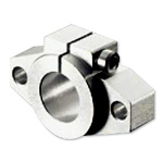 Precision Steel Manufactured Shaft Support Product, Flange Type [SKBHF]