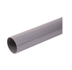 VU Pipe (for Drainage and Air Flow)