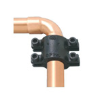 Copper Tube Dual-Use (Fitting Part and Straight Pipe Part)