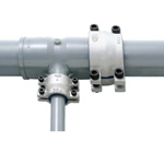 PVC Pipe Dual-Purpose Type (Fitting Part and Straight Pipe Part)