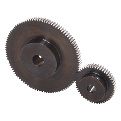 Ground Spur Gear SSG