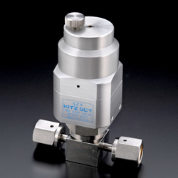 High Purity Gas Type Valve, Diaphragm Valve, Two Step
