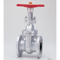 General Purpose Ductile Iron Class 150 Gate Valve Flange