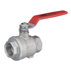 Stainless Steel General-Purpose Type 800 Ball Valve Screw-in