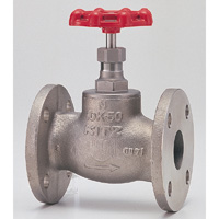 Stainless Steel General-Purpose 10K Globe Valve Flange