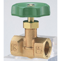 Brass-Made 10 K Needle Valve Screwing