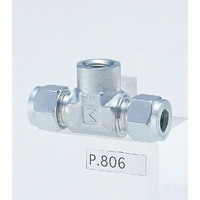 Stainless Steel High Pressure Fittings Female TS Union