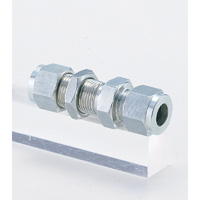 Stainless Steel High Pressure Fittings Panel Union