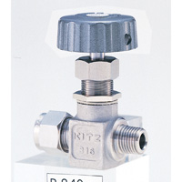 Stainless Steel 30K Needle Valve Couple Lock x Screw