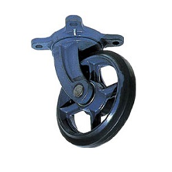 Casting Caster (Rubber Wheel) Swivel Type