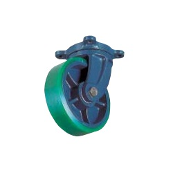 Casting Caster (Urethane Wheel, Wide Type) Swivel Type