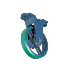 Casting Caster (Urethane Wheel) Fixed Type