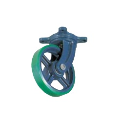 Casting Caster (Urethane Wheel) Swivel Type