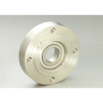 Bearing Housing Set Encased Snap Ring Type Round (Stainless) BCIS