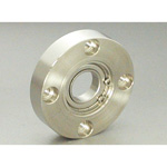 Bearing Holder Set, Retainer Ring Type, Round Shape (Stainless Steel) BCRS