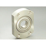 Bearing Housing Set Direct Mounting Type Elliptical (Stainless) BES